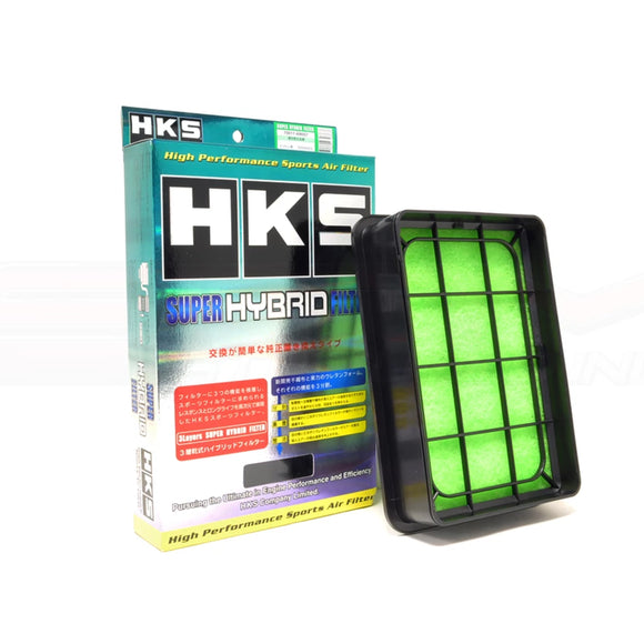 HKS Super Hybrid Filter Mitsubishi EVO X CZ4A - 70017-AM007