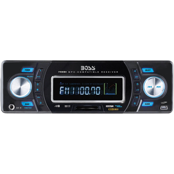 Boss 1DIN Headunit 750DI