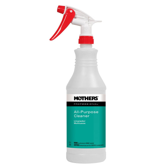 MOTHERS Professional All Purpose Cleaner Sprayer/Bottle