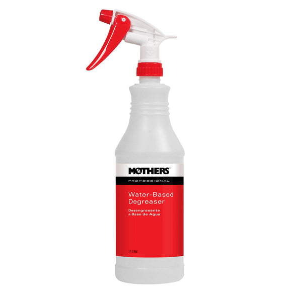 MOTHERS Professional Water-Based Degreaser Sprayer/Bottle