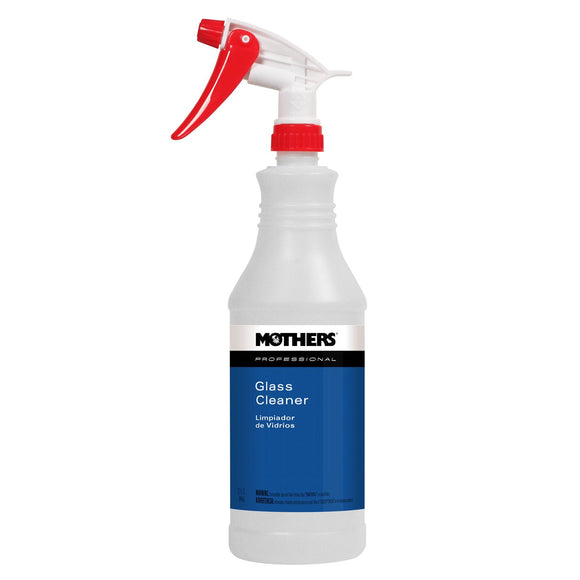 MOTHERS Professional Glass Cleaner Sprayer/Bottle