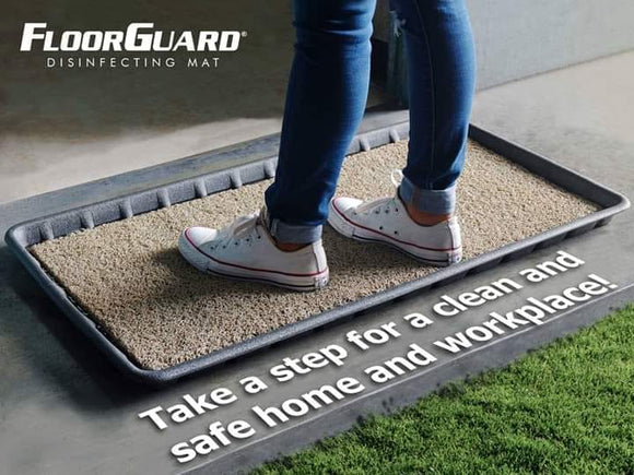 Floorguard Disinfecting Mat