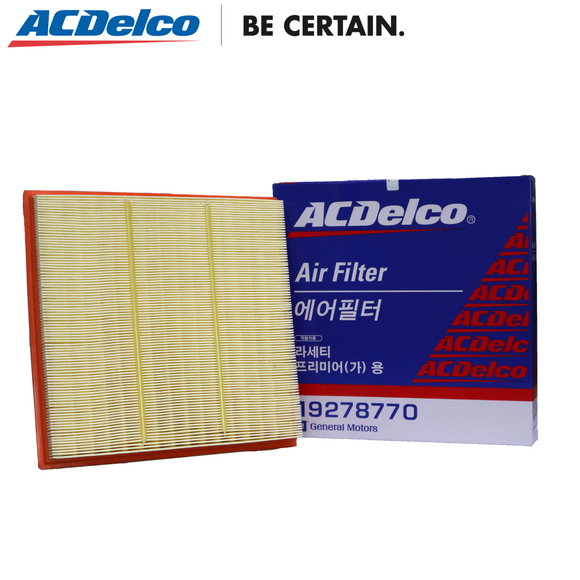 ACDelco Air Filter for Chevrolet Cruze 1.8L