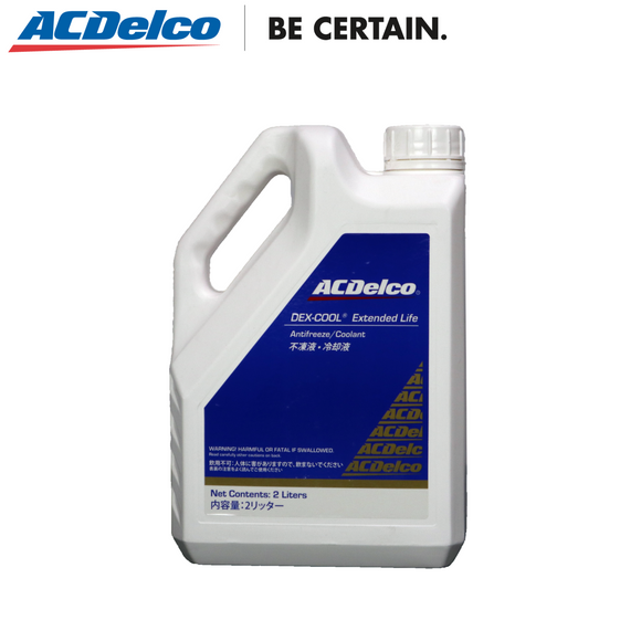 ACDelco Dex-Cool Coolant Concentrate (Orange)