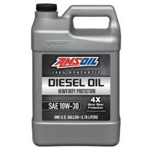 AMSOIL 10W-30 Heavy-Duty Synthetic Diesel Oil