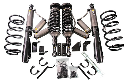 OLD MAN EMU Suspension BP-51 Lift Kit Toyota LC 200 (+50mm)