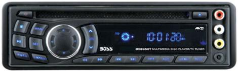 Boss Audio CD Receiver BV 3550