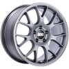 BBS WHEELS (GERMANY) SATIN TITANIUM WITH RIM PROTECTOR 11.5 x 20 (CH-R)