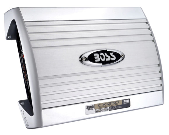 BOSS Amplifiers CX1250
