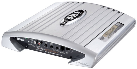 BOSS Amplifiers CX750