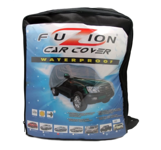 FUZION Car Cover Water Proof (Pick Up)