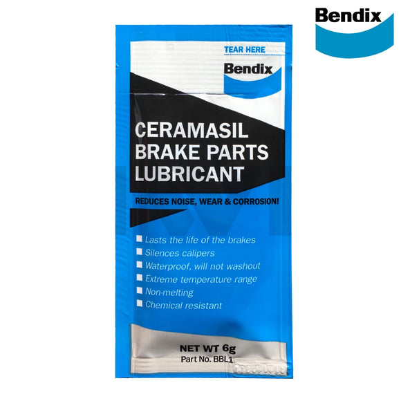 Bendix Ceramasil Brake Parts Lubricant 6g