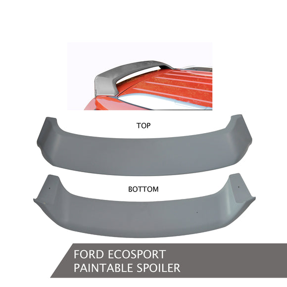 FORD ECOSPORT PAINTABLE SPOILER