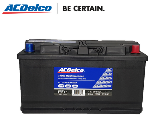 ACDelco EFB L5 / DIN88 Car Battery