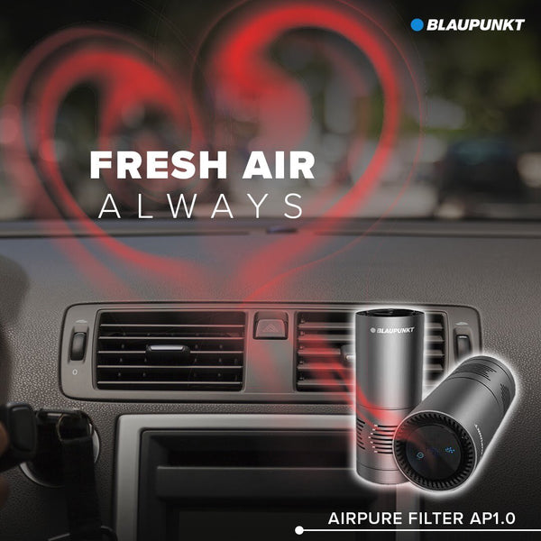 Blaupunkt Air Purifier and Filter Air Pure AP 1.0 & APF1 | (Limited Stocks ONLY!!)