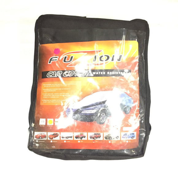FUZION Car Cover Water Resistant - SUV (PHOTO OF ACTUAL ITEM)