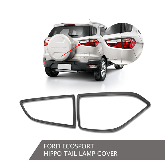 FORD ECOSPORT TAIL LAMP COVER BLACK