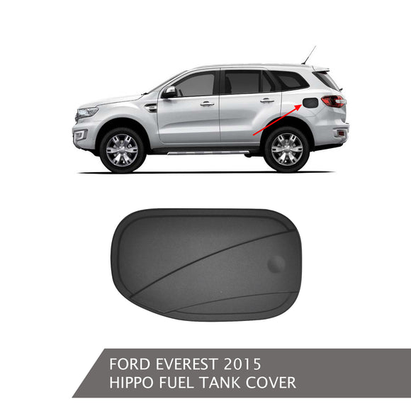 FORD EVEREST 2015 HIPPO FUEL TANK COVER
