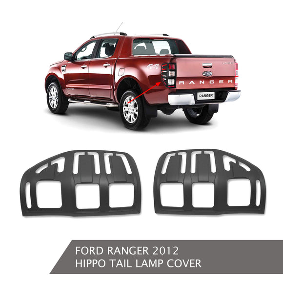 FORD RANGER HIPPO TAIL LAMP COVER