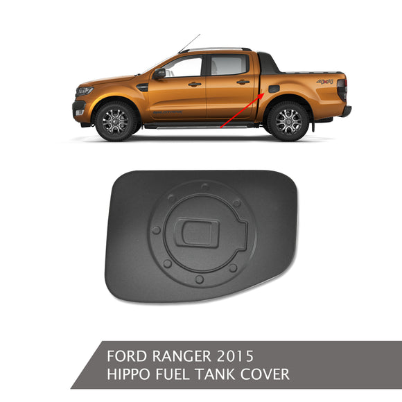 FORD RANGER FUEL TANK COVER BLACK