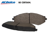 ACDelco Brake Pad Chevrolet Optra | Front