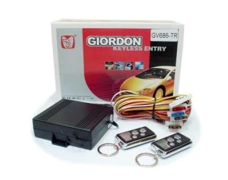 GIORDON Trunk Release Control System