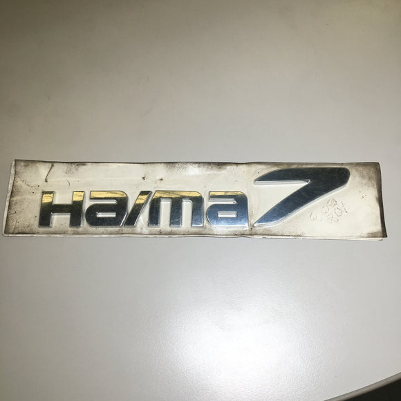 Haima Logo (PHOTO OF ACTUAL ITEM)