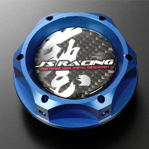 Js RACING Oil Filler Cap