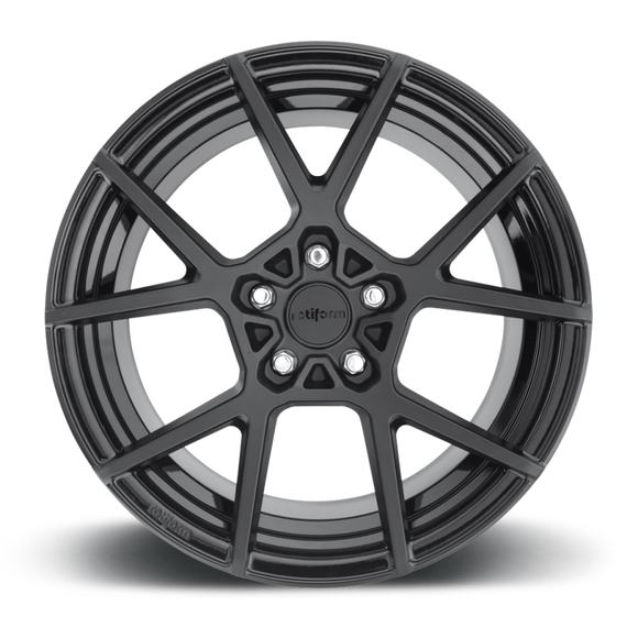 ROTIFORM KPS Black 19x8.5