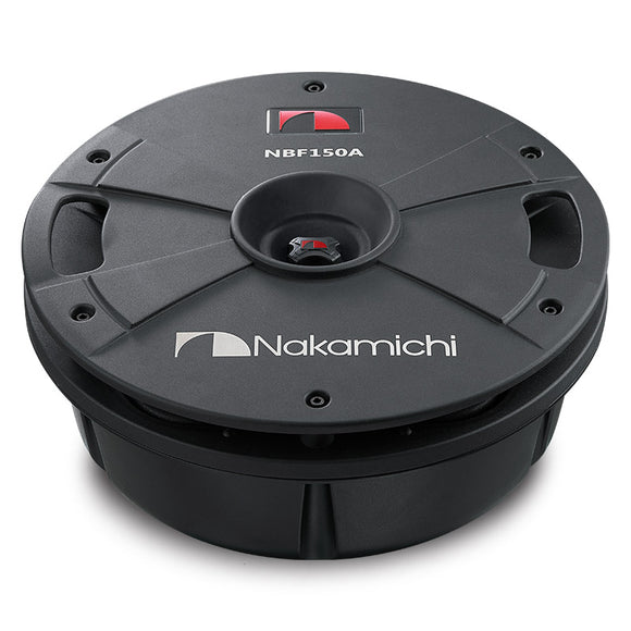NAKAMICHI NBF-150A SUBWOOFER ACTIVE SPARE TIRE 15