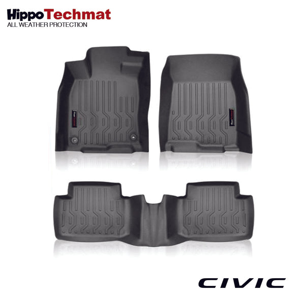 HIPPO TECHMAT All Weather Protection (HONDA ALL NEW CIVIC)