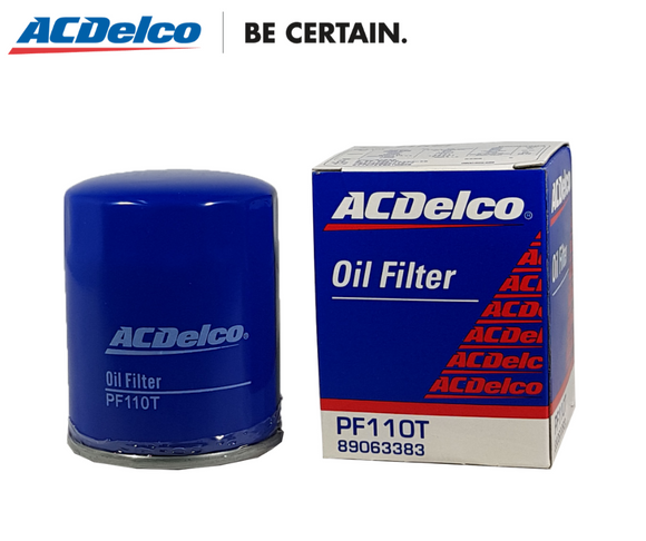 ACDelco Oil Filter Nissan Patrol 97- 4.5 5.6