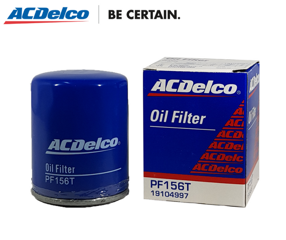 ACDelco Oil Filter Mazda E2000 Commuter Van