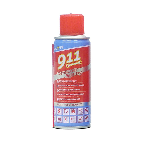PRO-99 - 911 RESCUE SPRAY 125ml