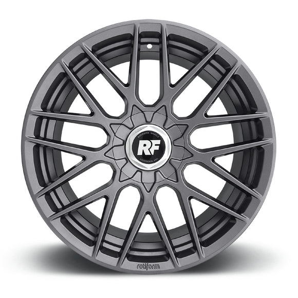 ROTIFORM RSE Anthracite 19x10