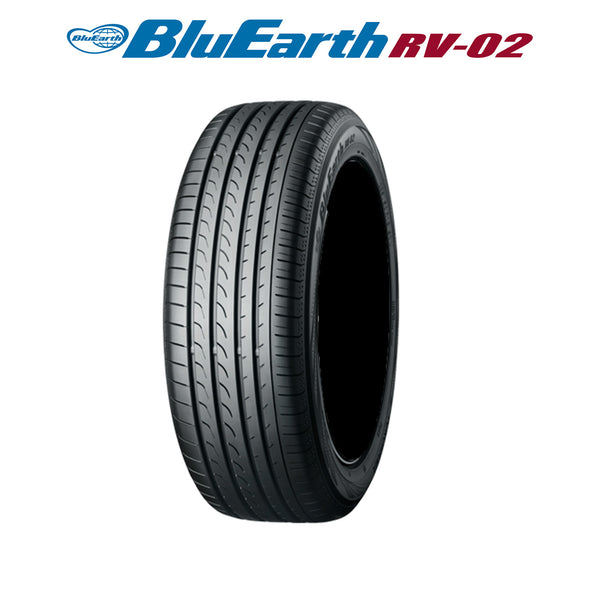 YOKOHAMA BluEarth RV02 225/55 R17
