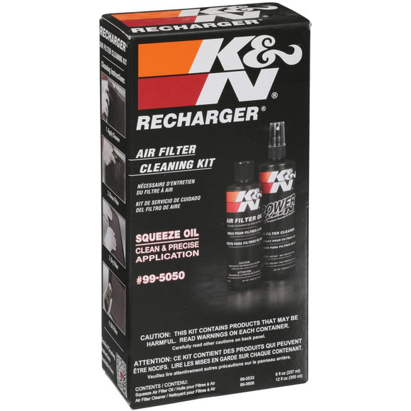 K&N Recharger Air Filter Cleaning Kit