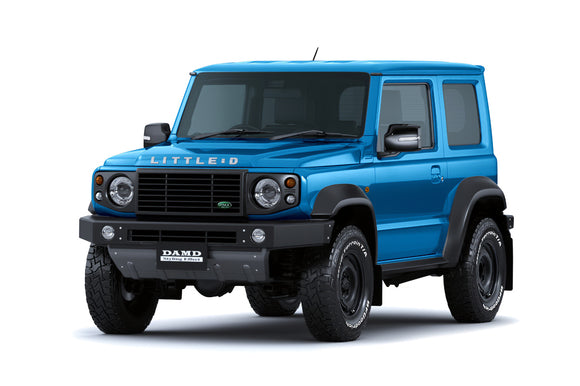 DAMD Little D Suzuki Jimny Body Kit