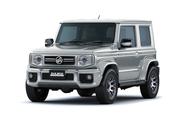Damd Little G Suzuki Jimny Body Kit with wheels (IN-STOCK)