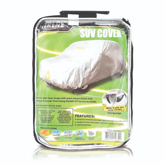 TRENZ CAR COVER (SUV1)