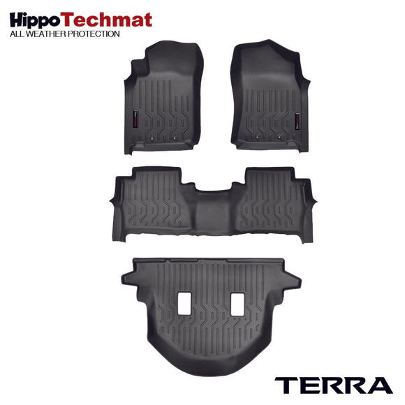 HIPPO TECHMAT All Weather Protection (Nissan Terra)