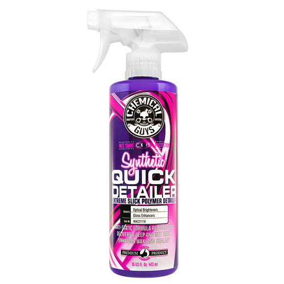 Chemical Guys Synthetic Quick Detailer 16oz