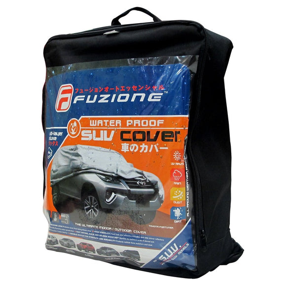 FUZION Car Cover Water Proof (SUV)