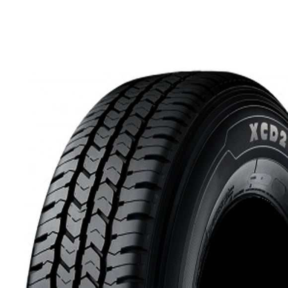 Michelin XCD 2 205/75 R14