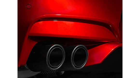 BMW M5 (F10) | Tail pipe set (Carbon)