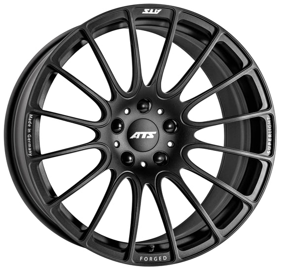 ATS SUPERLIGHT Racing Black 9.0 X 20