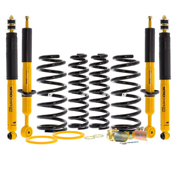 OLD MAN EMU Suspension Lift Kit for All-New Suzuki Jimny (2