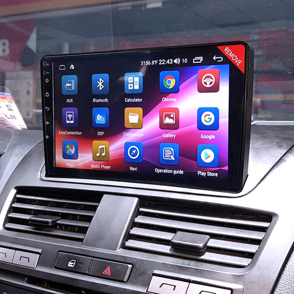 GROWL Mazda BT50 Y2019 Head Unit -  Android (9853 2+16GB)