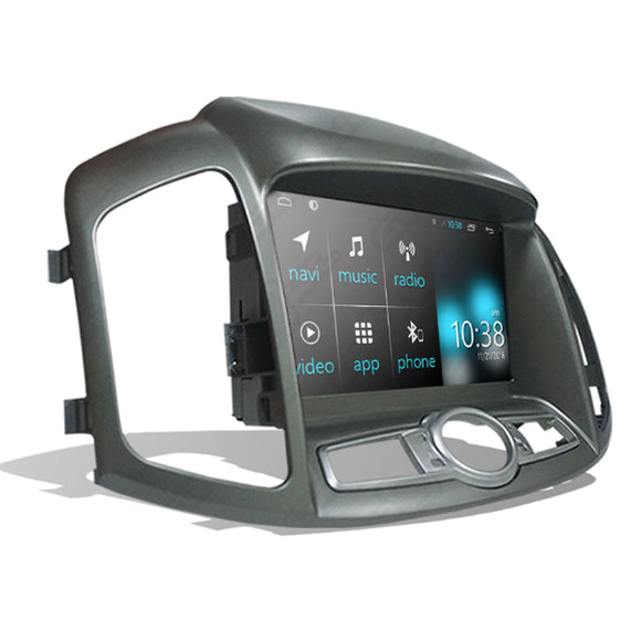 GROWL Chevrolet Captiva Y2013-2016 Head Unit - Android