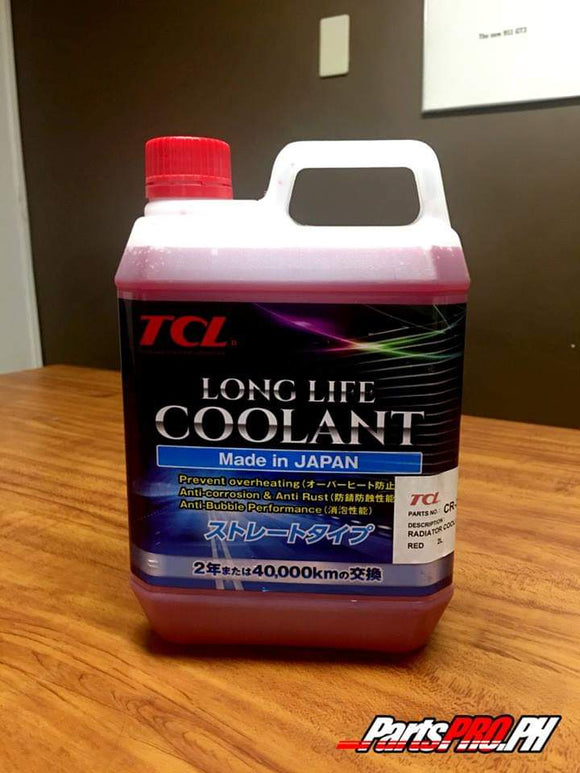TLC Long Life Coolant 2L (Pink)